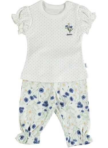 Bebetto Pijama Takım Saks